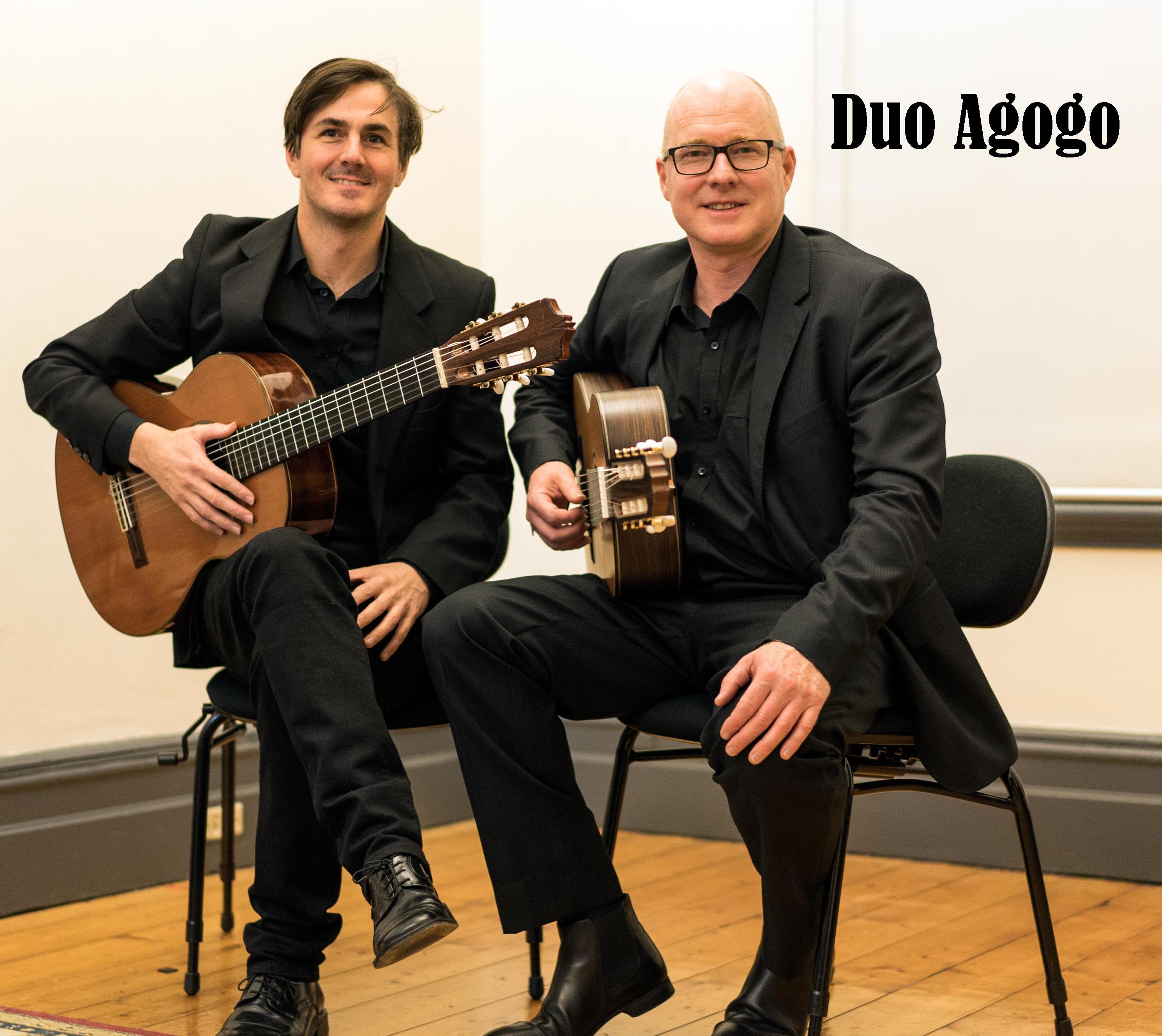 Brazilian Guitar Duo